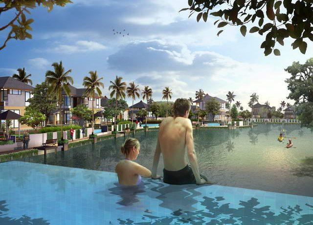 Aqua Lagoon Villa zum Verkauf
