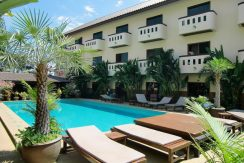 Resort/Service Apartments with Swimming Pool for Sale