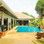 Jomtien Park Thai Bali PooVilla zum Verkauf