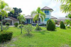 Freistehende Luxus Pool Villa zum Verkauf