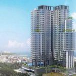 New City Garden Tower Condo zum Verkauf