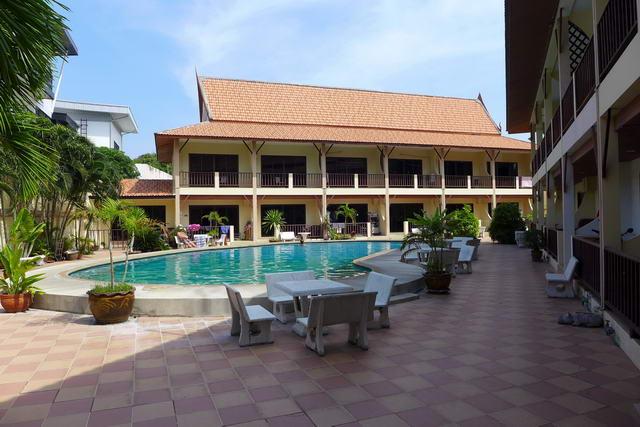 Gewerblich Pattaya Phratamnak Hill