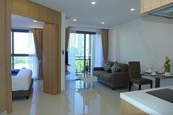 New City Garden Phratamnak Eigentumswohnung zu verkaufen
