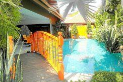 C'est Palai Freistehende Pool Villa zu verkaufen