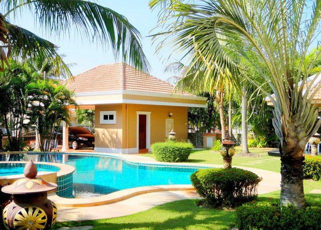 Tropische Garten