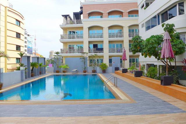 Eigentumswohnung Pattaya Beach Road