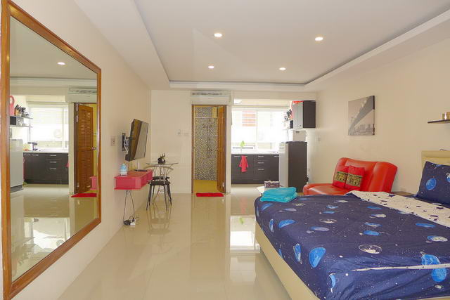 Pattaya Beach Condo
