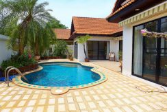 View Talay Villas Thai Bali Pool Villa zu verkaufen