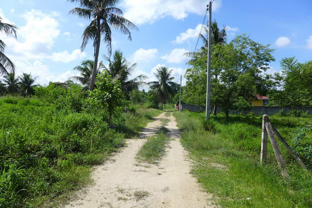Land in Wat Sawang Arom, Khao Mai Kaeo, East Pattaya