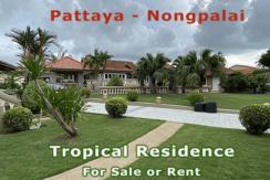 Residenz in Pattaya Thailaand