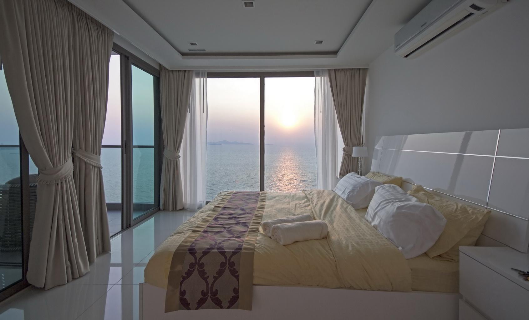 Pattaya – Naklua-wongamat-tower-moderne-wohnung-mit-traumhaften-meerblick-zu-vermieten