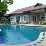Nord Pattaya Nongpalai Pool Villa zu vermieten