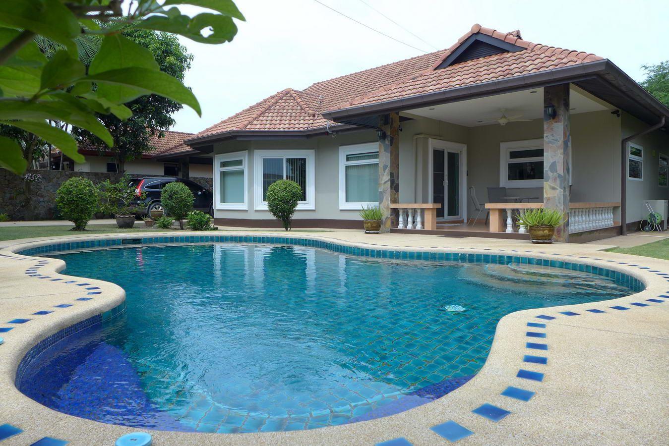 Nord Pattaya Pool Villa zu vermieten