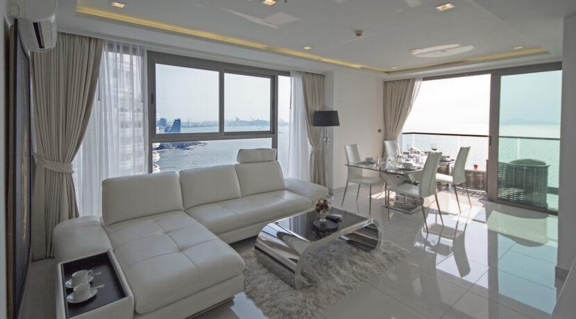 Pattaya Naklua Wohnung zur Vermietung