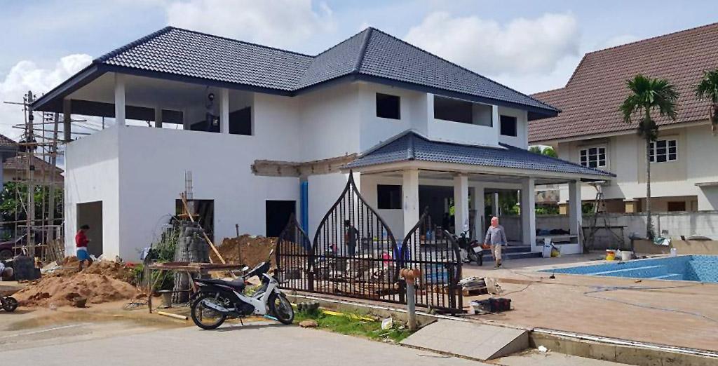 Haus-bauen-Pattaya-preisgünstig