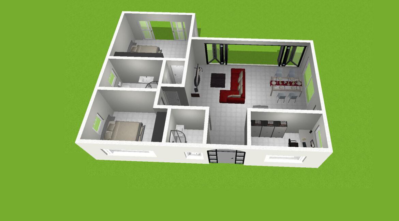 Neubauangebot Pattaya 3D Ansicht 05