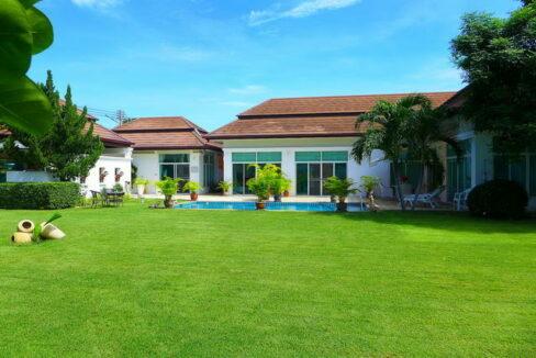 Baan Anda Schone moderne Thai Bali Pool Villa zu verkaufen