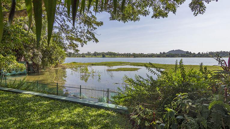 Pattaya Poolvilla mit Seeblick und eigenem Seeufer 15