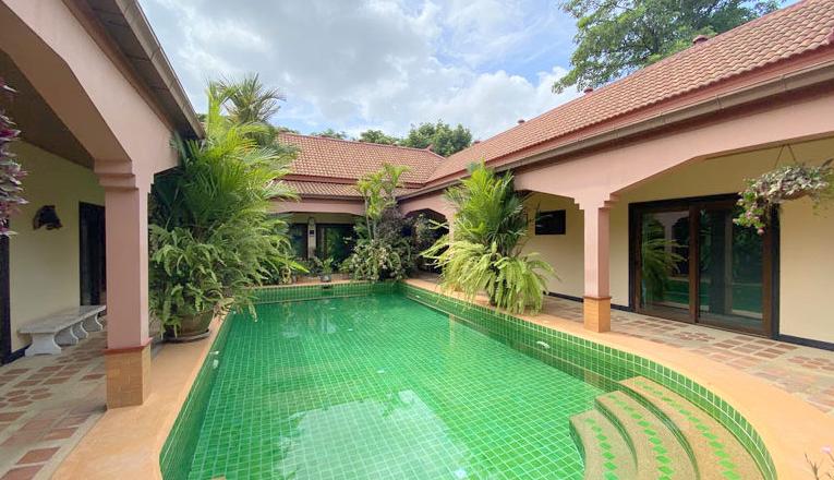 Pattaya Poolvilla mit Seeblick und eigenem Seeufer 6